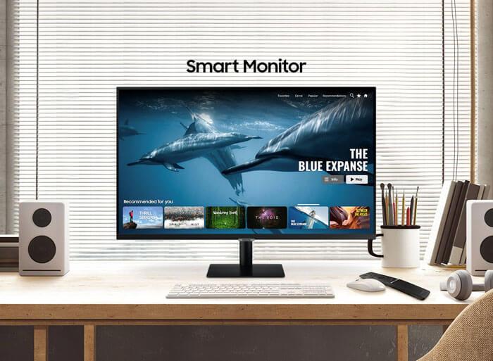 Samsung Kuwait Monitors World's 1st Do-It-All Screen