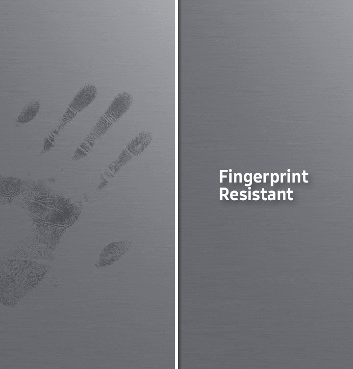 Samsung French Door Refrigerator with Water Dispenser, 563L 20CFT Silver kuwait shop