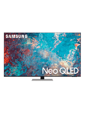 Samsung 85 Inch FLAT NEO QLED 4K Resolution Smart TV 12 Months Shahid VIP + OSN Streaming+ 3 Month Spotify Premium Offer