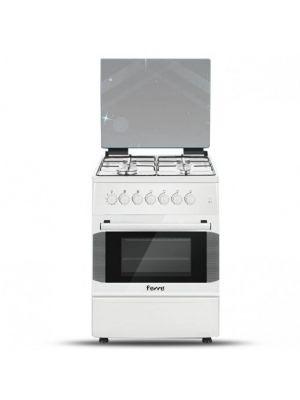 Ferre 60x60cm 4-Burner Floor Standing Gas Cooker