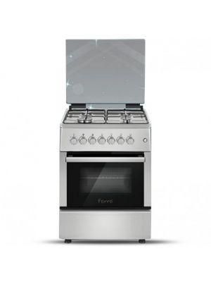 Ferre  57x57 cm 4-Burner Floor Standing Gas Cooker