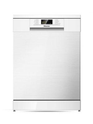 Hisense Dishwasher 14 plate white - H14DW