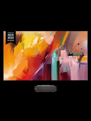 HISENSE 100 inch Single Color 4K Laser TV