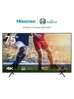 HISENSE 75 inch  UHD SMART TV 75A7120FS