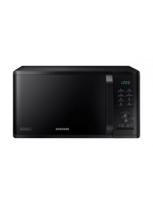 SAMSUNG MICROWAVE OVEN GRILL MWO 23 LITERS , 1100 W BLACK