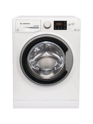 Ariston washing machine 9/6 Kg, 1200 Rpm, White Color, Big Digit Display, Inverter Motor HA0000719