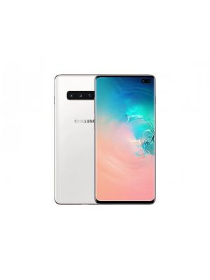 Samsung Galaxy  S10+ 512GB Phone - Ceramic White