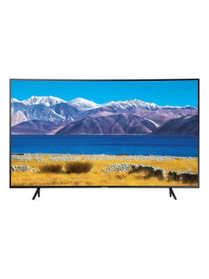 Samsung 65 inch CURVED UHD 4K Resolution 6 Months Shahid VIP and OSN Streaming offer