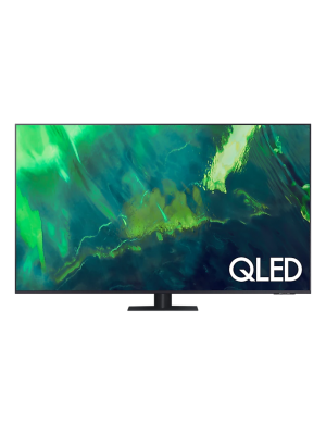 Samsung 65 inch FLAT QLED 4K Resolution TV 12 Months Shahid VIP + OSN Streaming+ 3 Month Spotify Premium Offer