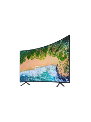 Samsung NU7300 49 inch 4K HDR smart TV curved