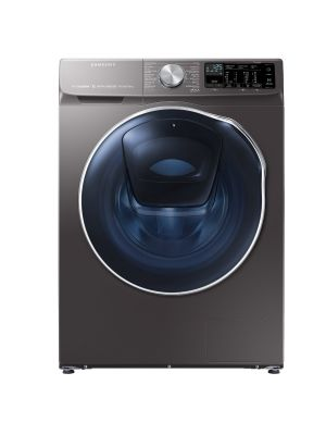 SAMSUNG FTL WASHER DRYER 10-7 KG ADD WASH INOX GREY