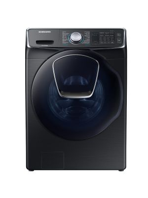 SAMSUNG WASHER DRYER 17-9 KG ADDWASH BLACK CAVIAR