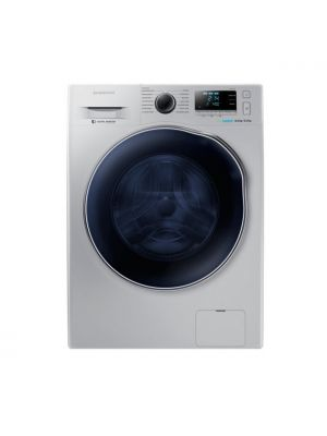 Samsung Washer W&D 8 Kg Silver - WD80J6410AS