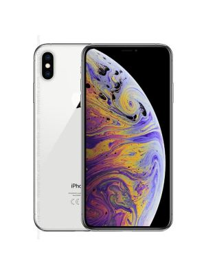 Apple iPhone XS  MAX(64GB) Phone - Silver