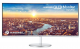 Samsung 34 Inch Curved Monitor - LC34J791WTMXUE