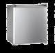 HISENSE Refrigerator SINGLE DOOR, silver60 liter/2 CFT RR60DAGS0